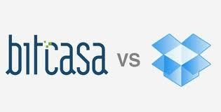 Bitcasa vs dropboks