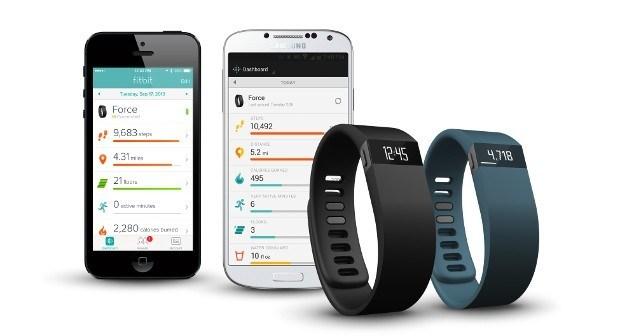 Nyt på markedet Fitbit Force fitness og søvntracker ur
