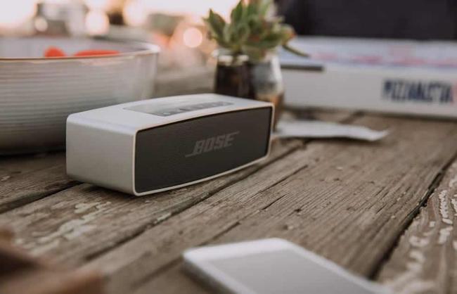 bose soundlink mini fungere med din mobil