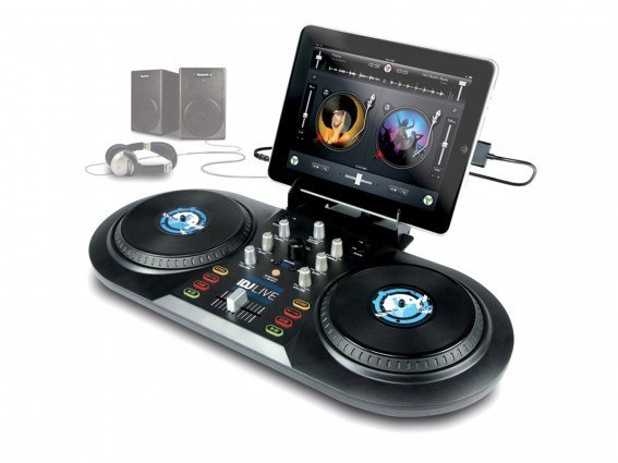 DJ-stand