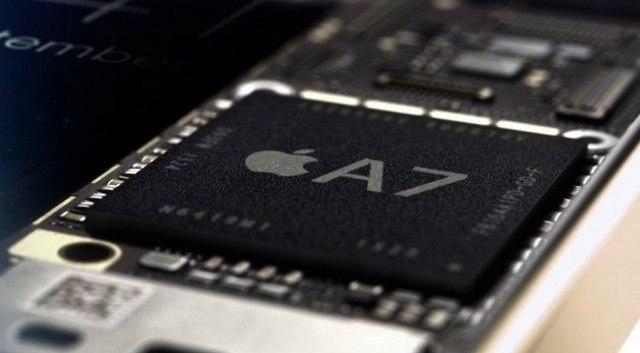 a7 processor ipad air