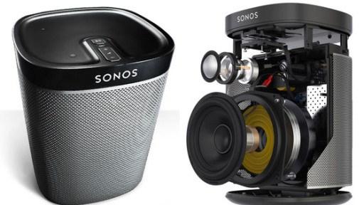 Sonos play 2 indmad