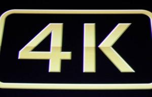 Film i 4K kvalitet