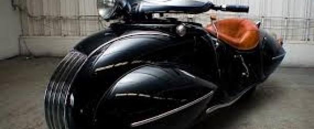 CUSTOM 1930 HENDERSON 'STREAMLINER'