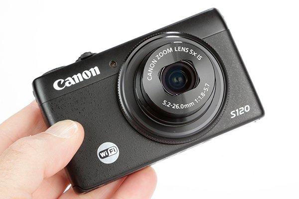 Canon Powershot S120,