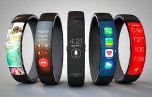 Snart lancering af Apple iWatch
